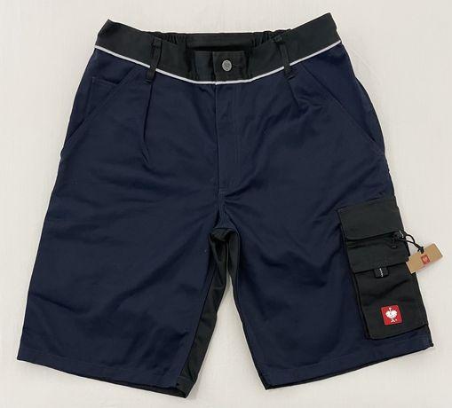 Pantaloni scurti ENGELBERT STRAUSS (52 L) talie elastica salopeta noi
