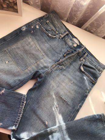 Дънки Zara, нови, 38 размер