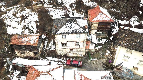 Продавам стара къща с 215РЗП в с.Орехово обл.Смолян общ.Чепеларе