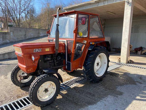 Tractor Fiat 420