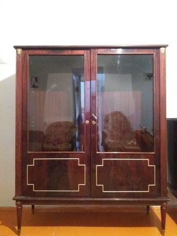 Шкаф Стенка из Красного дерева