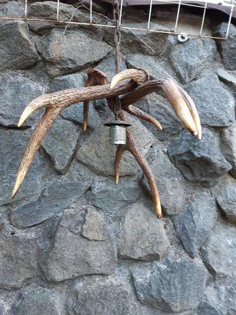 Candelabru coarne vanatoresc