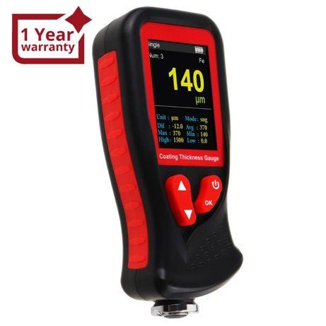 CTM-275 Уред за измерване на дебелината на автобоя, HD цветен дисплей
