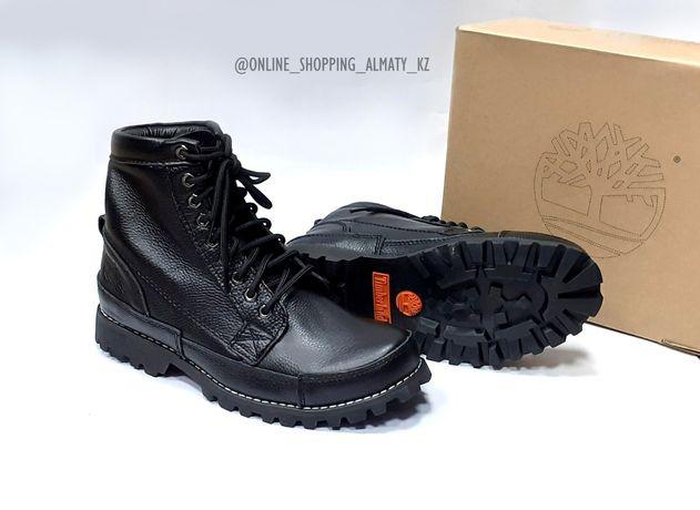 Зимние ботинки сапоги берцы Timberland на меху размеры 43-45 в Алматы