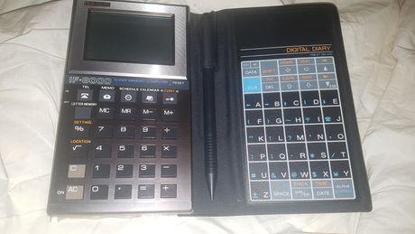 """calculator""(agenda electronica) Casio if-8000,vintage,superb,colectie"