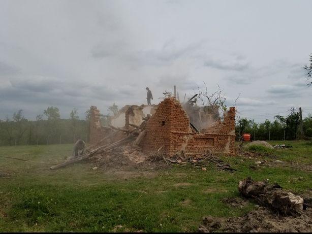Demolari, Demolări case, polati