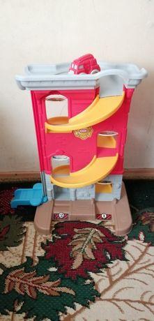 Jucărie stație de pompieri Little Tikles