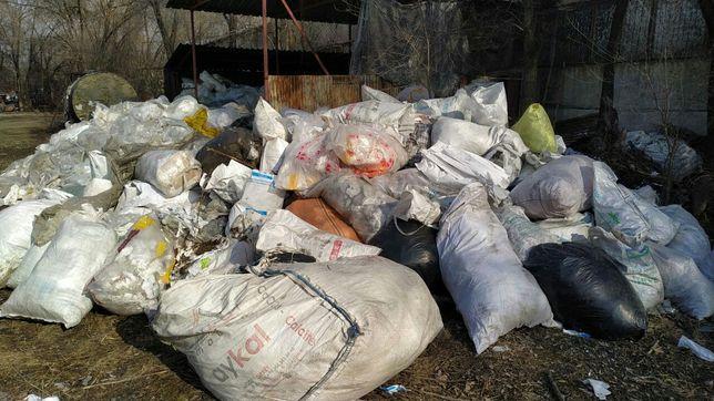 Вывоз мусора и утилизация хлама быстро от 5000тг