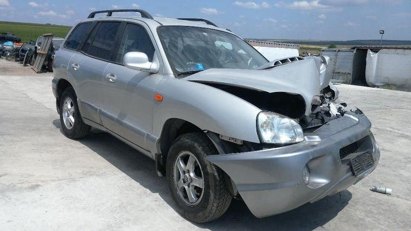 Продавам Хюндай Санта Фе Hyundai Santa Fe 2.0 CRDI автоматик с. Куманово - image 1