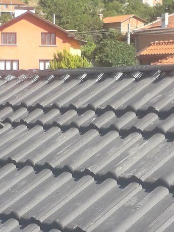 ремонт на покриви направа на всякакви дървени навеси  експресни огледи