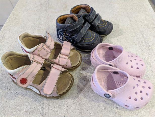 Детская обувь GEOX Таши Орто Crocs 19-20