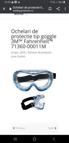 Vand ochelari protectie