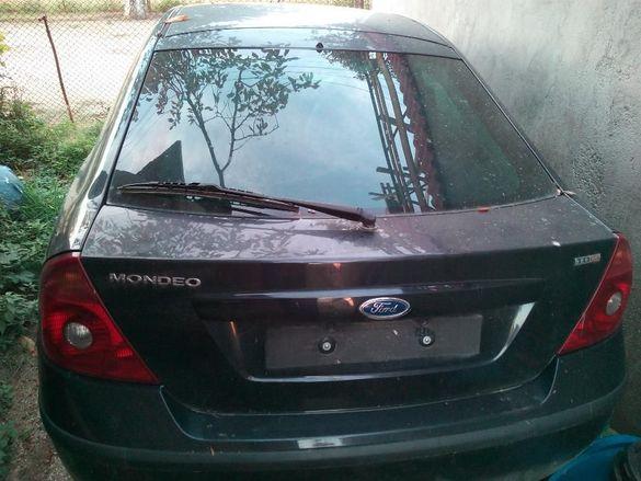 Форд Мондео 2.0 TDCI