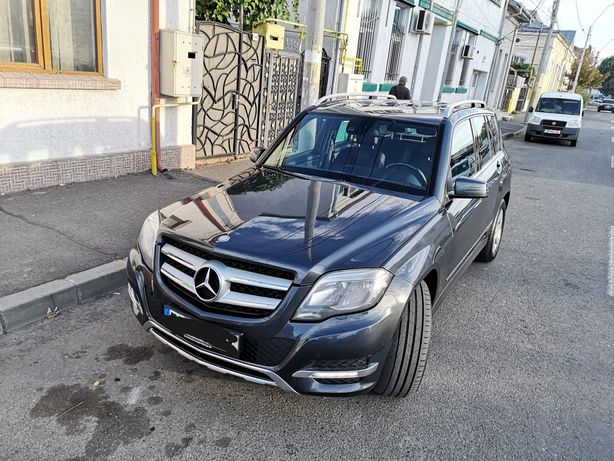 Mercedes-Benz GLK 2.2D 170CP 4Matic.Automat