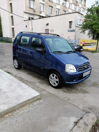 Suzuki wagon R+ 1.3 DDis  10.2004г.