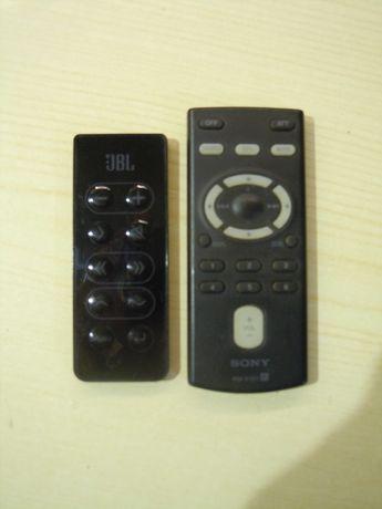 Vand telecomanda sony rm x151 si telecomanda jbl