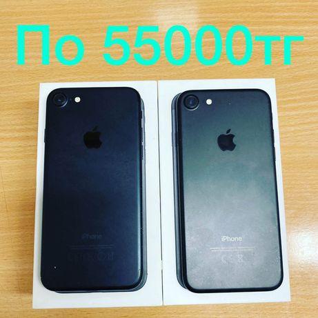 Продам 2 iphone 7 на 32 гига