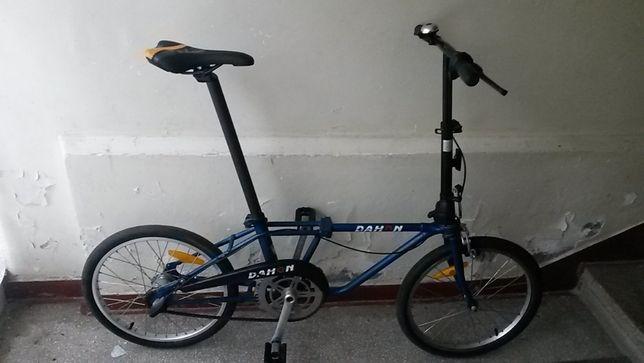 bicicleta DAHON pliabila