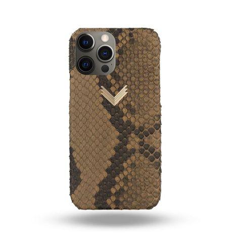 Husa Velante Iphone 12 Pro Max piele Piton Luxury Cases ARJEWELS