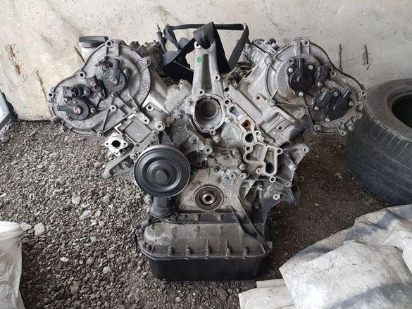 Двигател за MB S500