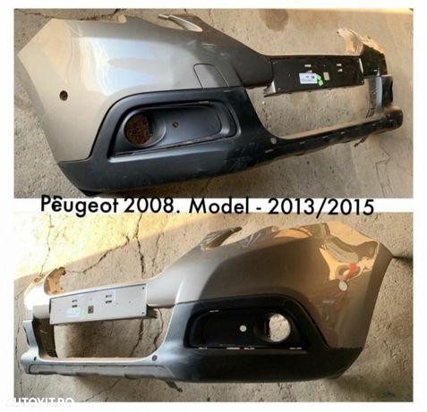 Bara fata Peugeot 2008, an 2013-2015