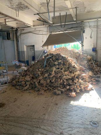 Самовывоз строительный материал мусор