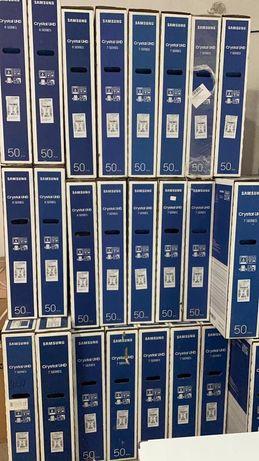 Телевизор  шымкент новый SamsungUE50TU7500