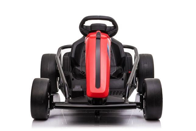 Masinuta Go Kart electric SX1968 700W 24V CU ROTI MOI #Rosu