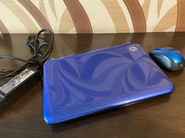 Нэтбук mini - марки НР, синий, б/у