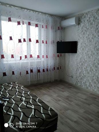 ПО ЧАСАМ,посуточно 1,2комнатные квартиры-8000тг