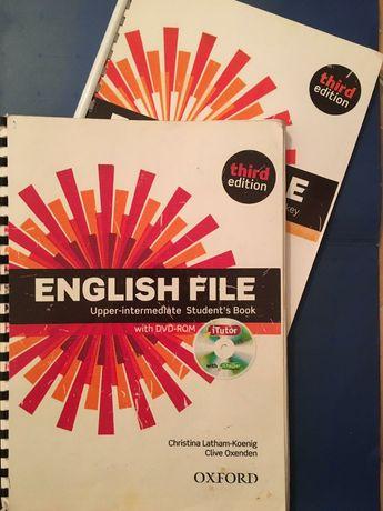 Английский книга