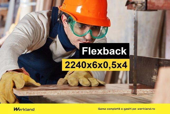 Panza panglica banzic tamplarie Flexback 2240x6x0,5x4