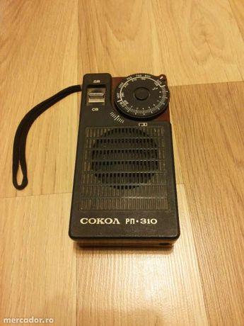 Radio de colectie - rusesc 1977 Sokol 310