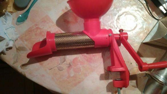 Мелачка машинка за домати 3 модела