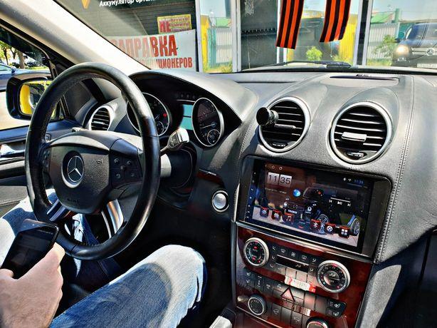 Автомагнитола Андроид Mercedes Benz ML/GL DSK/RedPower Autoline КРГ