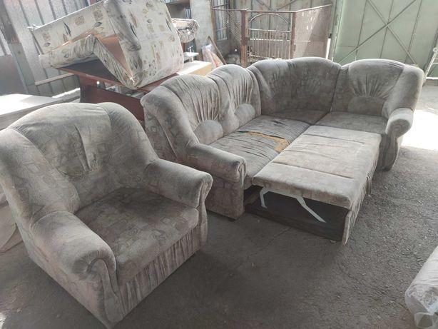Продам угловой бу диван