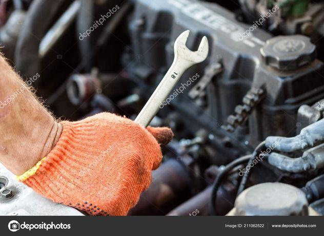 Моторист, ходовка,рулевые рейки механика, АКПП мех