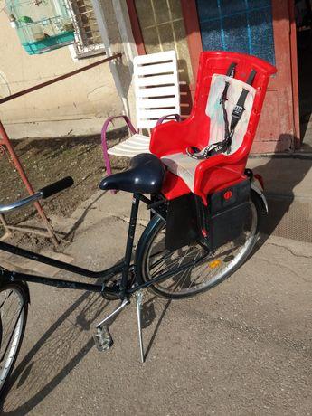 Vand bicicleta SPARTAN.nemțeasca pt. Doamne cu copil