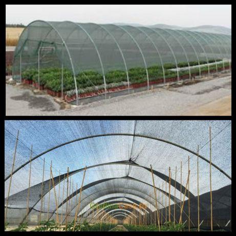 Plase umbrire culturi agricole/solarii ! Rola 100mp-165lei!Garantie,UV