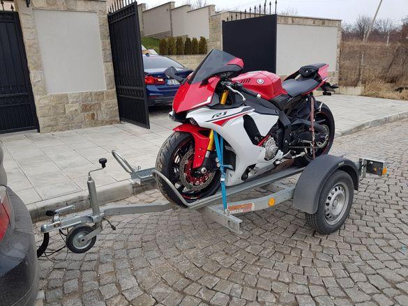 Транспорт / Превоз на мотоциклети / мотори / скутери / АТВ в страната