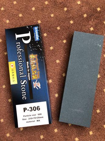 Piatra ascutit japoneza Naniwa Professional 600, ascutire, Chosera