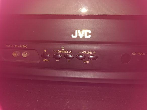 Телевизор JVC цветен