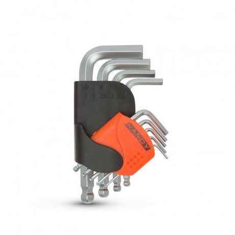Set chei negative mici tubulare 1.5 2 2.5 3 4 5 6 8 10mm otel