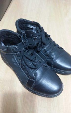 продам ботинки утепленные для мальчика