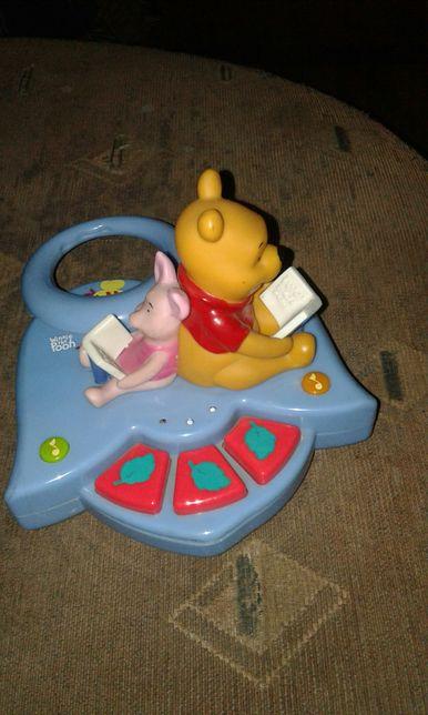 Музыкальная игрушка (мини - пианино).