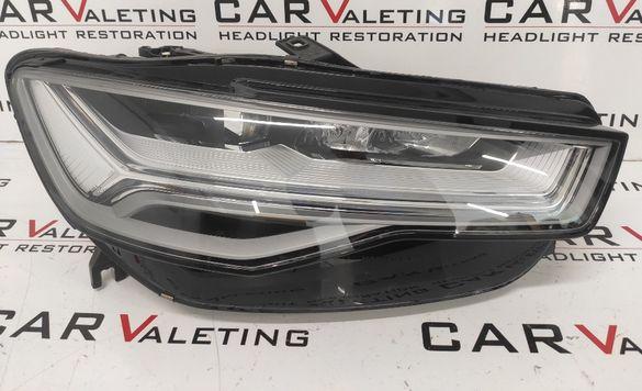 Десен диоден фар за Ауди А6 Ц7 Фейслифт Audi A6 C7 Facelift
