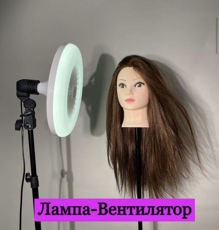 Вентилятор -Лампа 2 в 1