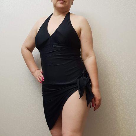 Продам платье-купальник. 46-50размеры