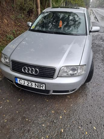 Vând Audi a6 An 2003 Motor 2.5 180 cai