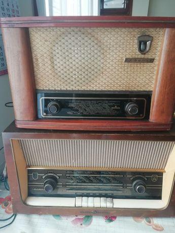 Продавам ретро радио.